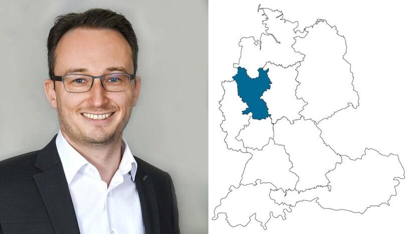 contact person, sales, profile and map, Johannes Marticke, Rockfon, DE