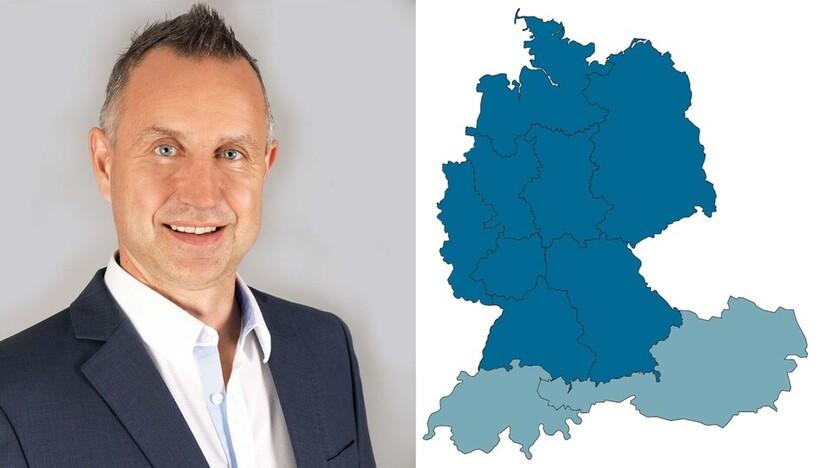 contact person, sales, profile and map, Dirk Egel, Rockfon, DE
