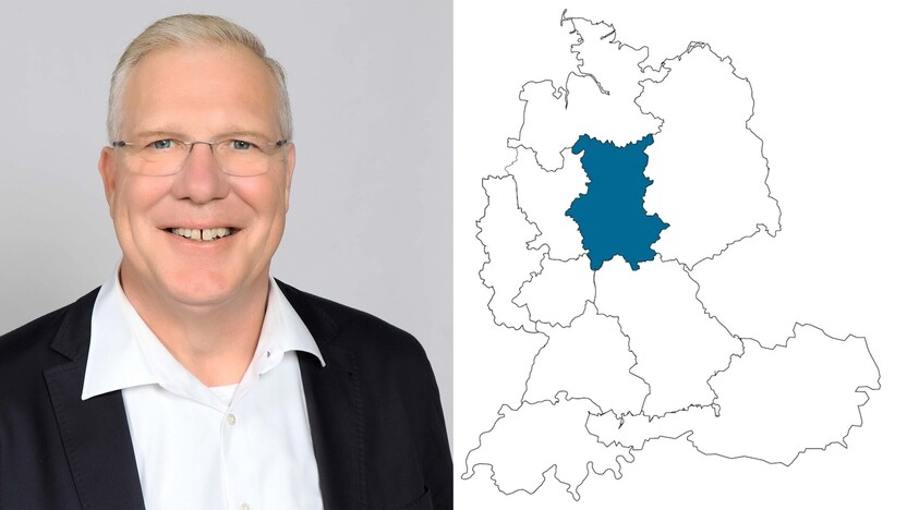 contact person, Sales, profile and map, Christian Klusmann, Rockfon, DE